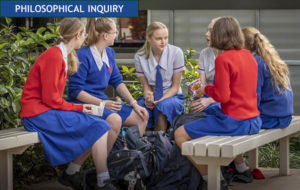 Philosophical inquiry at Hillbrook