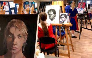 Art at Hillbrook