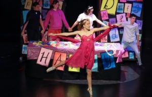 Basement Arts dance performance