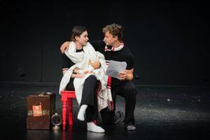 Hillbrook Basement Arts performance