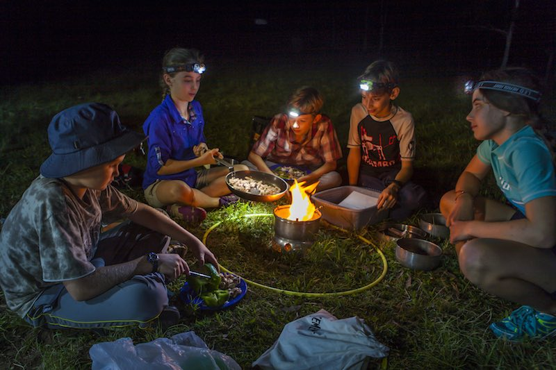 Hillbrook Outdoor Education Camp