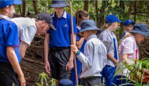 Hillbrooks Ecological Footprint