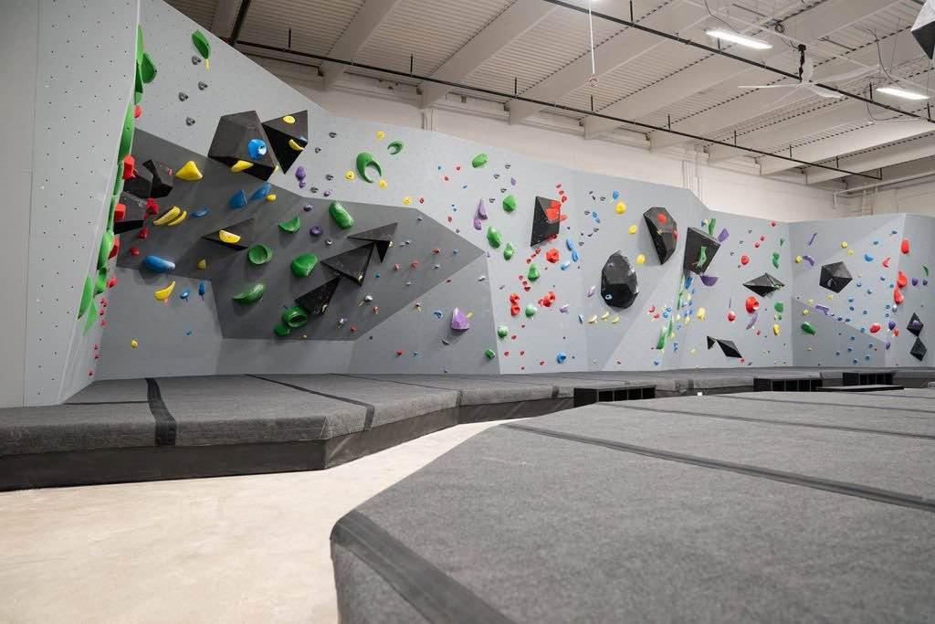 Indoor Bouldering